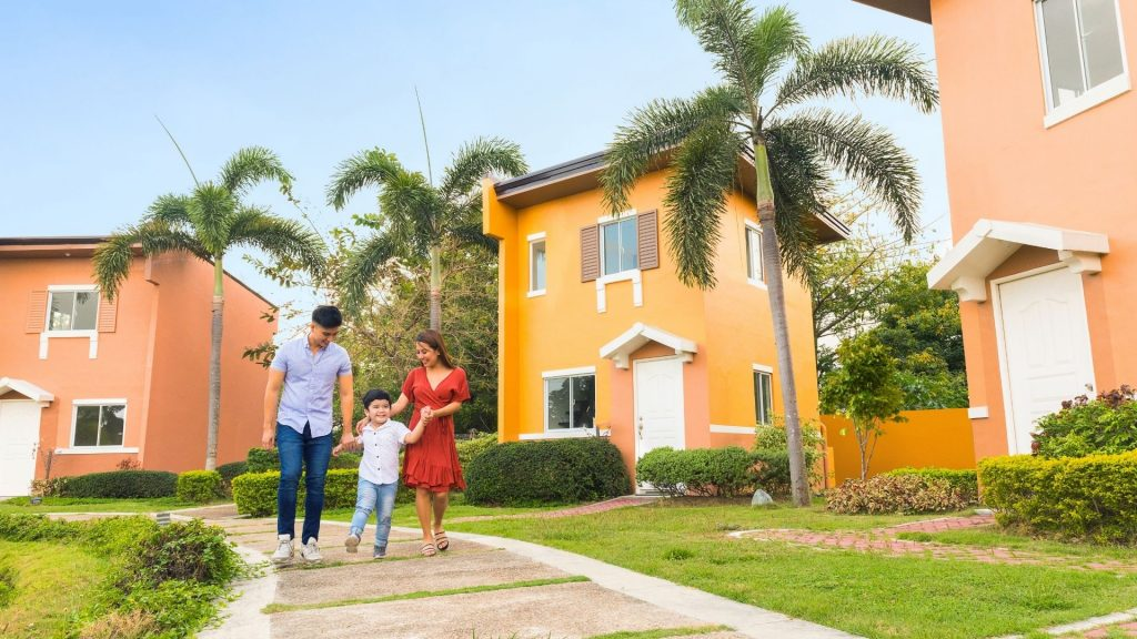 House and Lot For Sale Philippines - Lessandra House Model 2